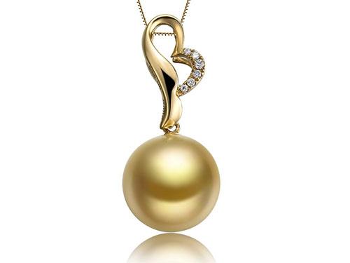 不同风格的珍珠款式 展现OL优雅魅力