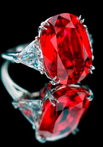 切工对红蓝宝石的价值影响