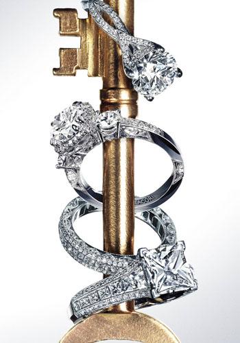 网购珠宝:什么样的钻石只得收藏
