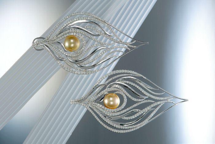 2011年国际珠宝设计获奖作品欣赏 展现珠宝设计精英中