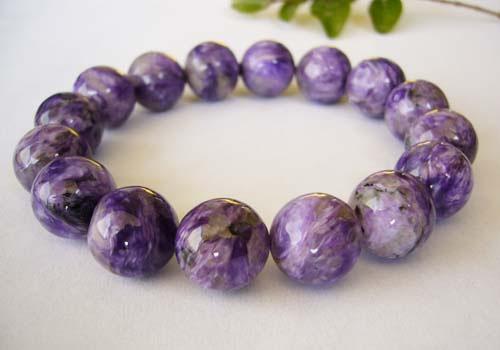 新兴的高档矿石——紫龙晶