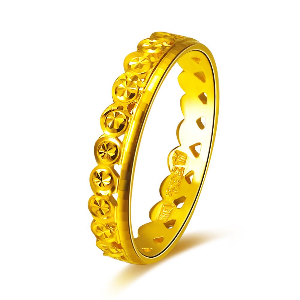 》》点击进入【一米阳光】 足金/黄金戒指