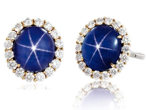星光蓝宝石