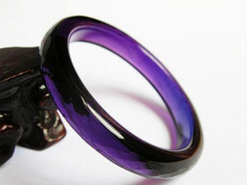 紫水晶手镯怎么挑选
