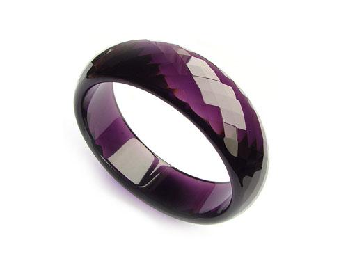 紫水晶手镯