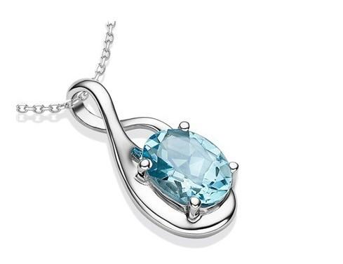 海蓝宝石吊坠哪个品牌好