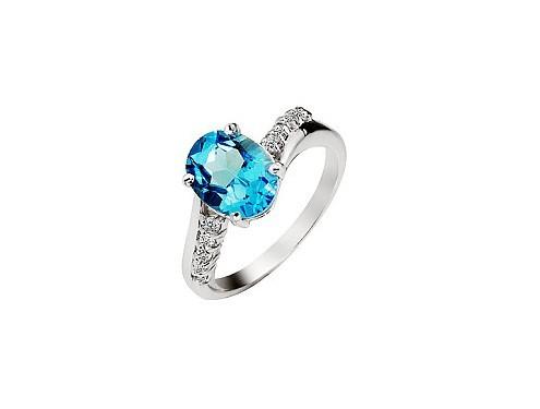 海蓝宝石戒指哪个品牌好