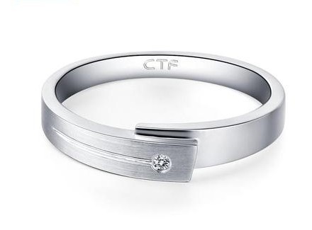 周大福结婚戒指怎么样