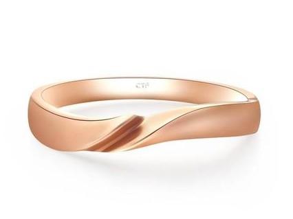 周大福结婚戒指怎么样 周大福结婚戒指最新款式 图片 评