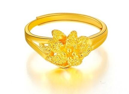周大福黄金戒指怎么样