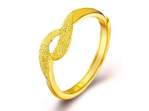周大福黄金戒指以旧换新