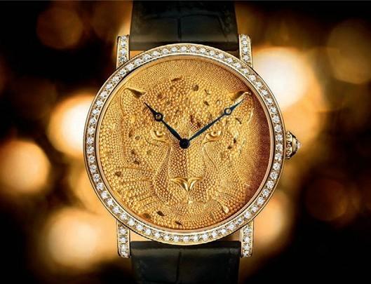 卡地亚钻石手表怎么样