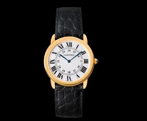 卡地亚钻石手表系列