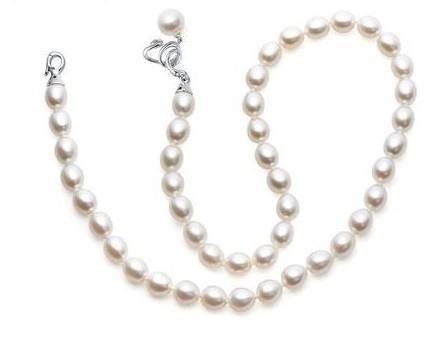 周大福珍珠项链最新款式_图片_评论