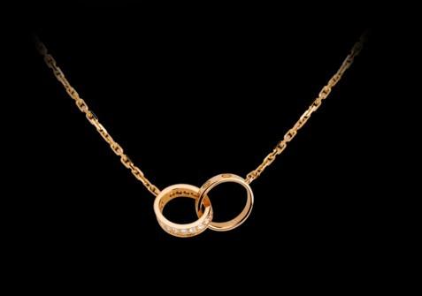 卡地亚玫瑰金项链怎么样