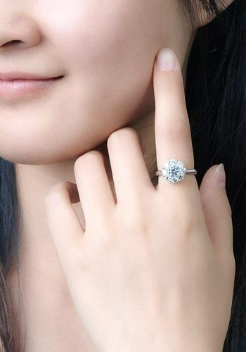 0.5克拉钻石价格-4C标准