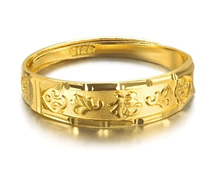 【福星】 足金/黄金女士戒指
