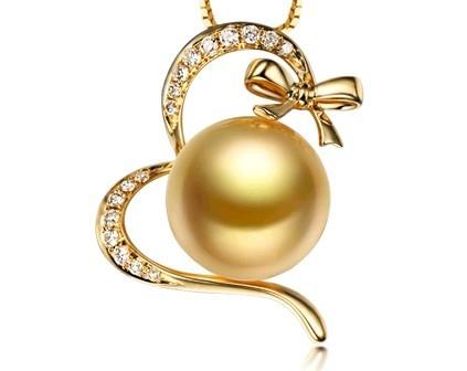 珍珠最新款式图片