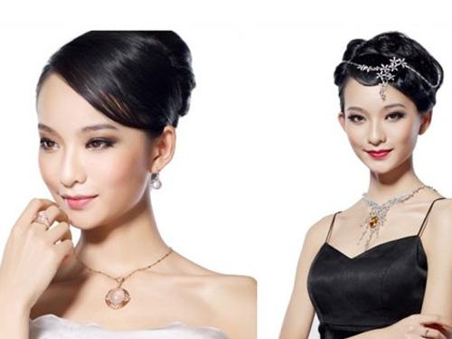 禧六福珠宝代言人