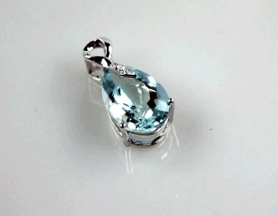 海蓝宝石珠宝首饰价格