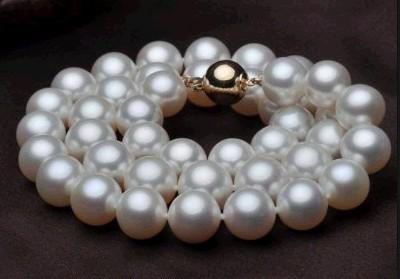 千足珍珠项链
