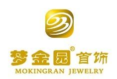 梦金园首饰logo