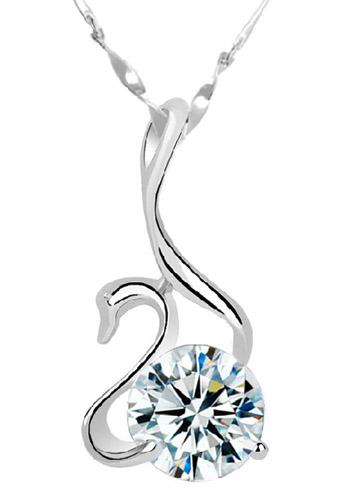 艾念银饰项链-925纯银项链