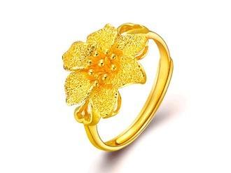 金龙珠宝戒指
