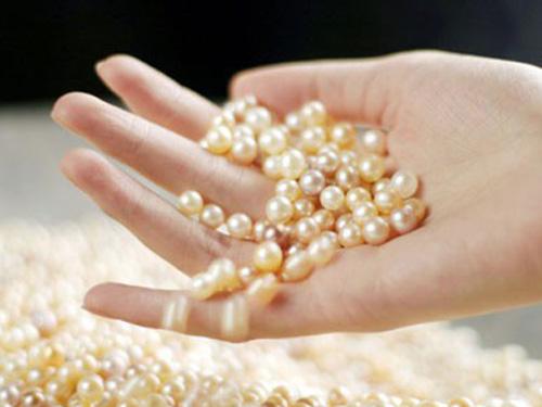 珍珠现代美容作用