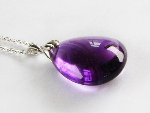 紫水晶避免破损