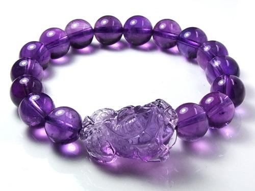 紫水晶应时常消磁