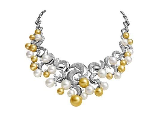 丰沛珠宝项链