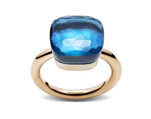 宝曼兰朵戒指