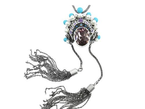 红宝石项链天猫价格