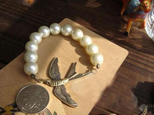 珍珠手链佩戴保养
