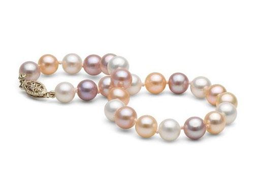 珍珠手链存放时保养