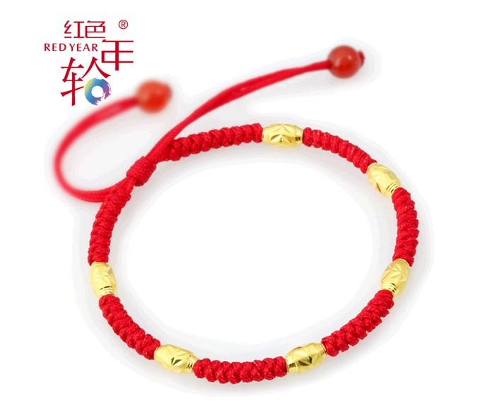 红色年轮珠宝简介