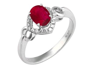 颜博钻石戒指