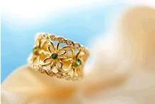 顺利珠宝戒指