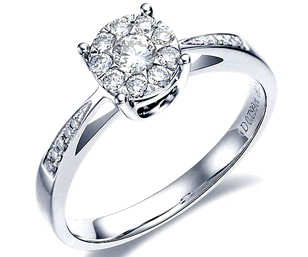 仕爵珠宝戒指