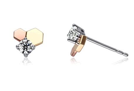 锦和珠宝耳钉