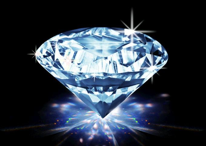 关于网购钻石