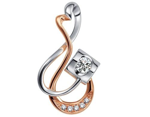 天然钻石吊坠怎么挑选
