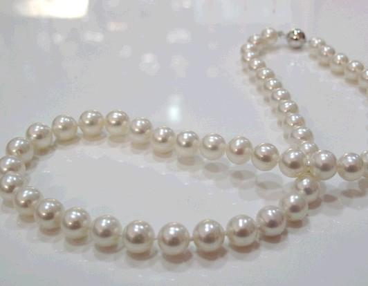 天然珍珠项链怎么挑选