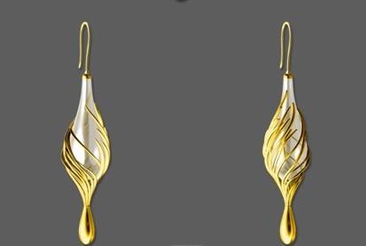 著名珠宝设计师杜半 个人简介_设计_作品