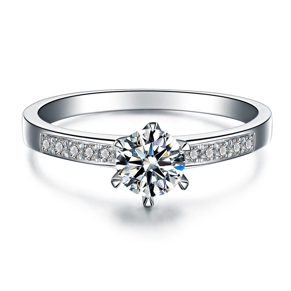 求婚戒指最新款式图片