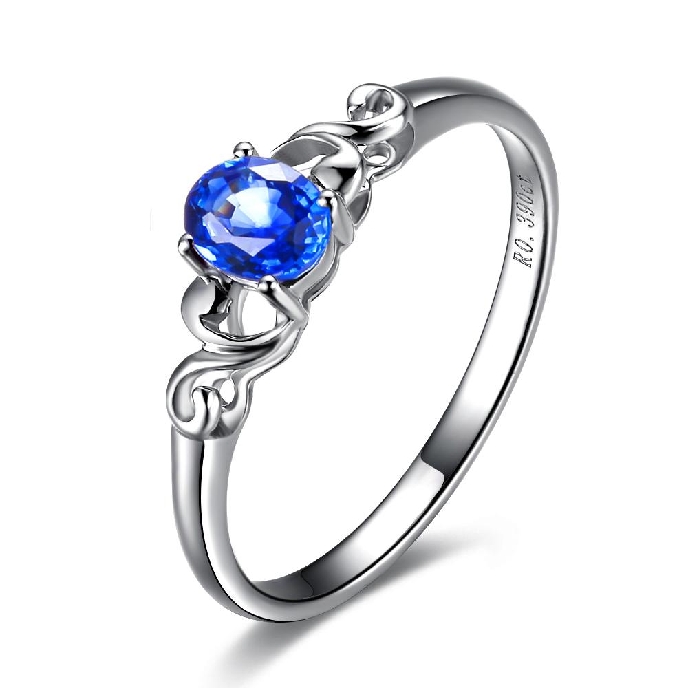 》》点击进入【浓情】 蓝宝石女士戒指