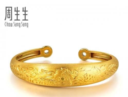广州周生生越秀区新大新珠宝店