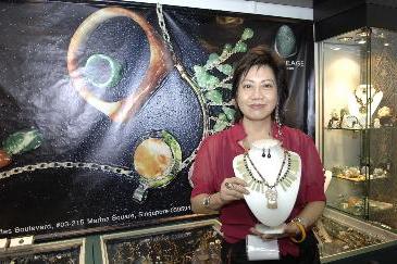 2012年新加坡珠宝展