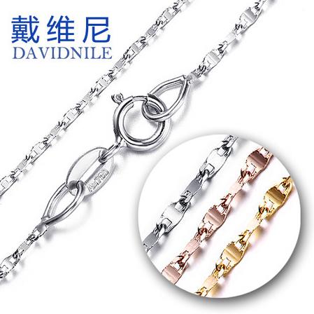 戴维尼黄金项链,项链,佐卡伊项链